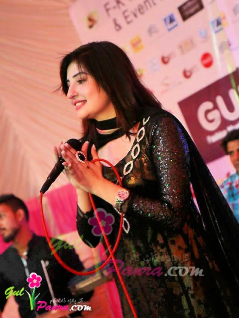Gul Panra – Fashion Musical Night Show Snaps
