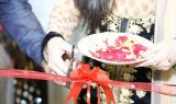 FK Fashion Collection inauguration By Gul panra